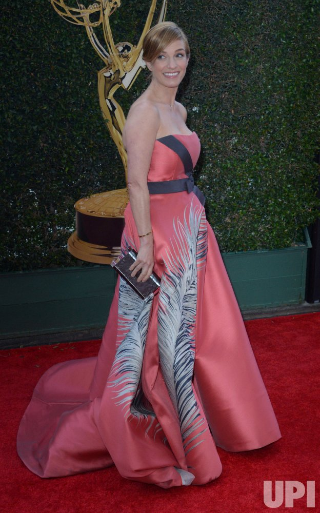 Pati Jinich Attends The Daytime Creative Arts Emmy Awards In Los Angeles Upi Com