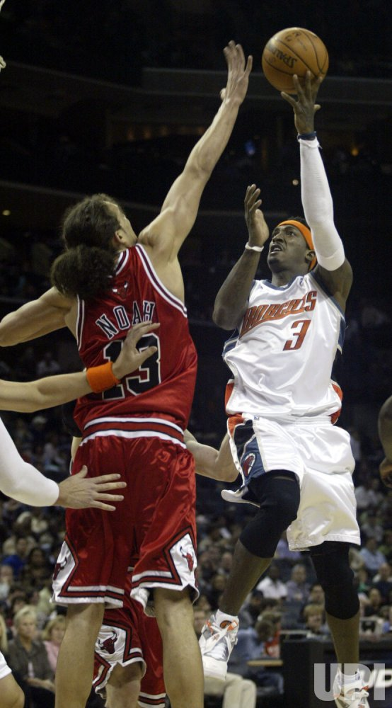 Charlotte Bobcats vs Chicago Bulls