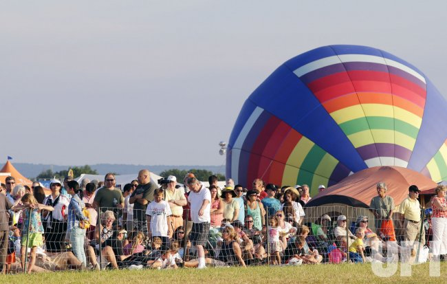 31st annual Festival of Ballooning in New Jersey