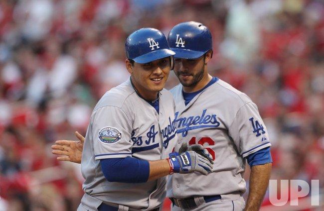Lops Angeles Dodgers vs St. Louis Cardinals