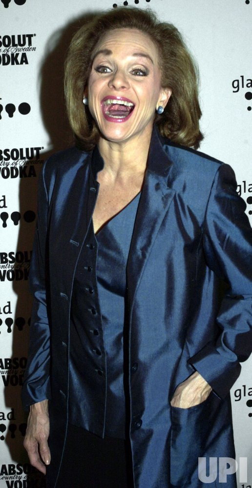 Valerie Harper attends the 13th Annual Glaad Media Awards