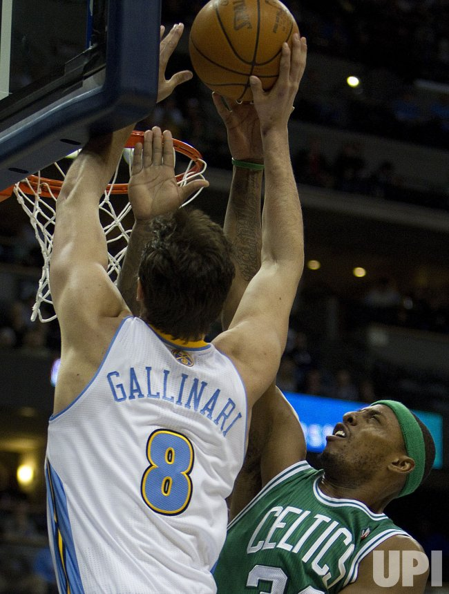 Denver Nuggets Host Boston Celtics .