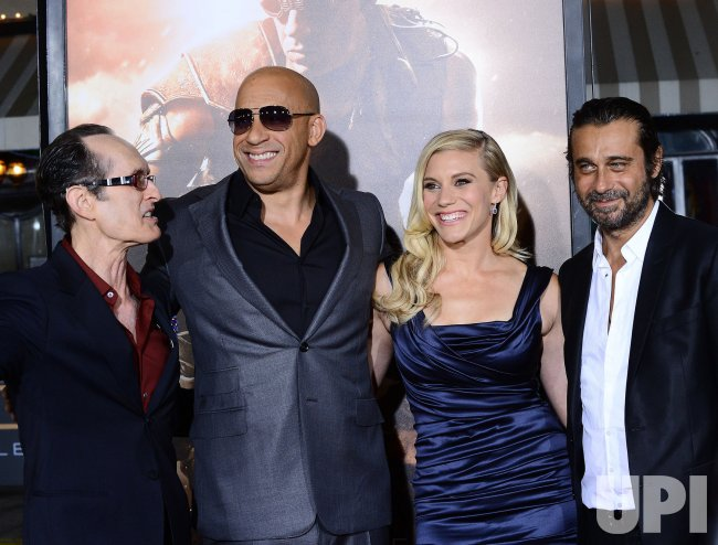 """Riddick"" premieres in Los Angeles"
