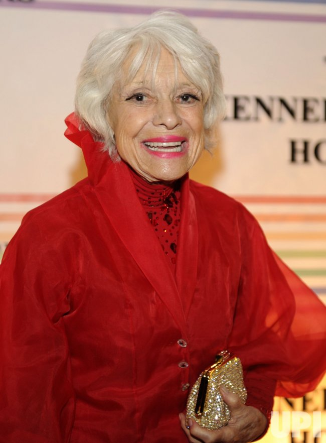 Carol Channing kennedy center honors