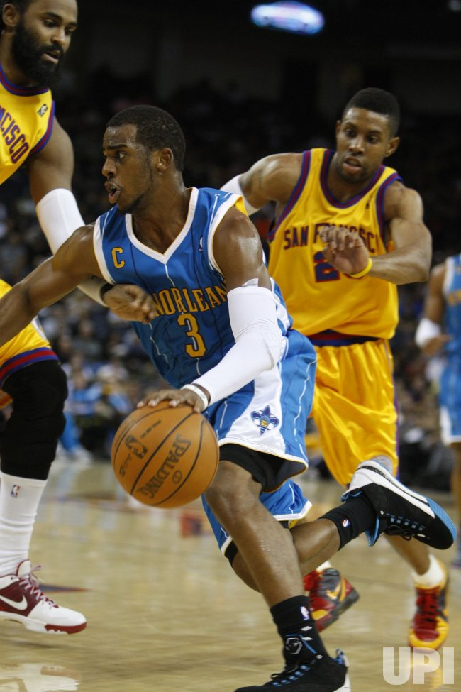 Chris Paul leads Hornets past Warriors in Oakland, California