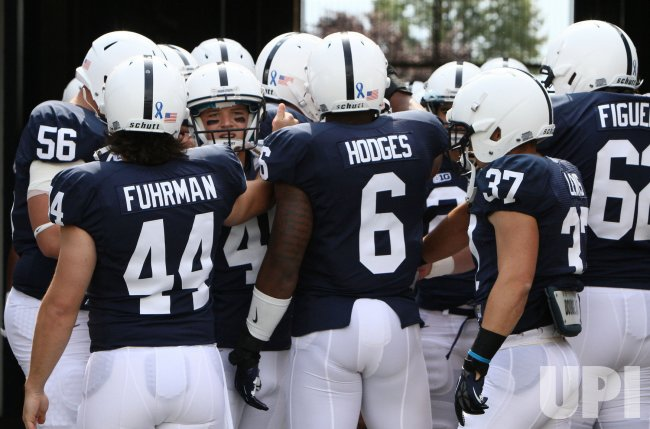 Penn State-Ohio University football in State College