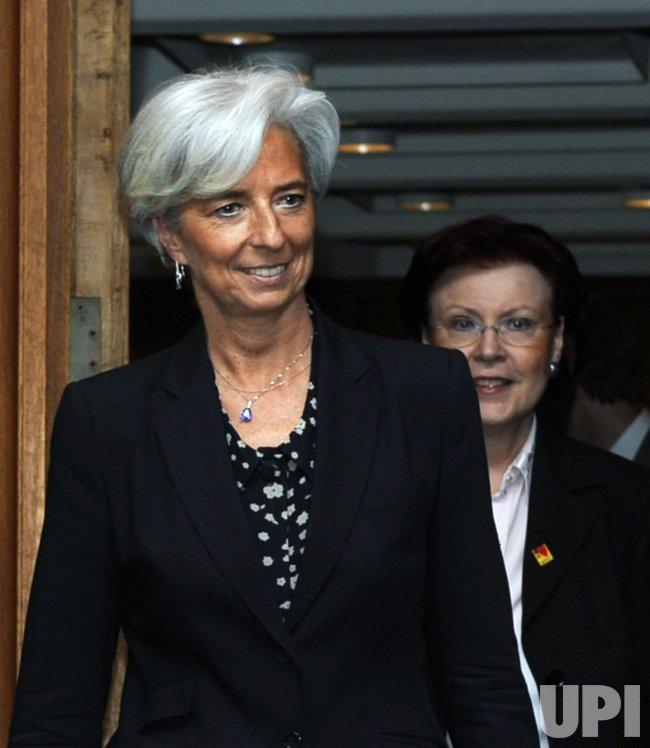 International Monetary Fund and World Bank Spring Meetings in Washington