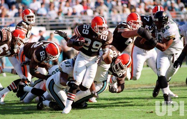Cleveland Browns vs. Jacksonville Jaguars