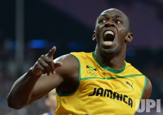 UPI Pictures of the Year 2012 - LONDON OLYMPICS
