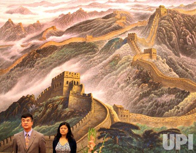 U.S. Commerce Secretary Gary Locke in Beijing