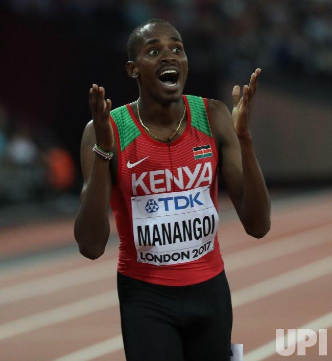 Men's 1500 Metres Final at 2017 IAAF World Championships