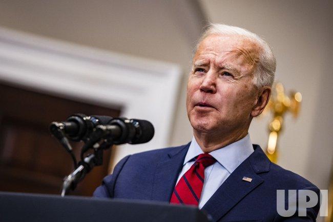 President Biden Addresses the Nation