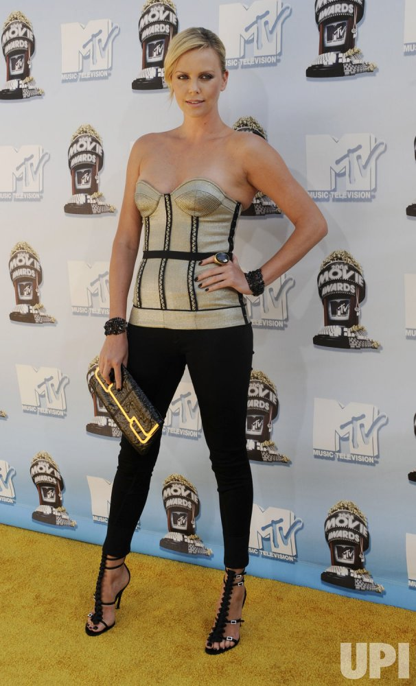 2008 MTV Movie Awards in Los Angeles