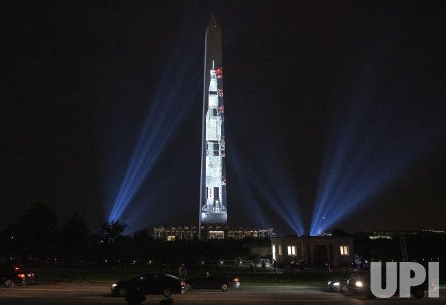 apollo 11 space mission washington monument - photo #39