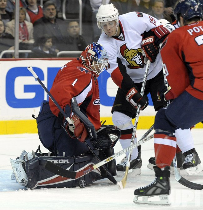 Ottawa Senators vs Washington Capitals
