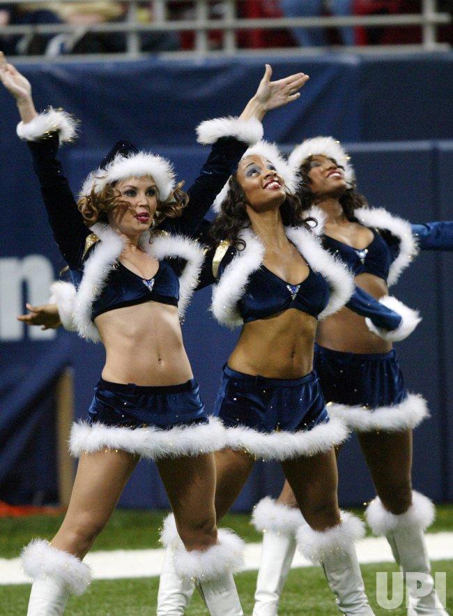 Philadelphia Eagles Vs St Louis Rams Football