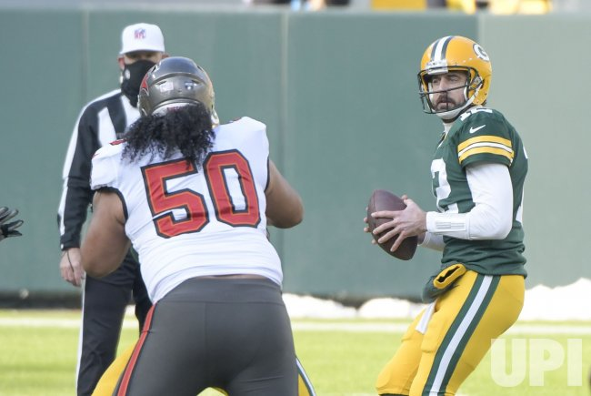 NFC Championship Buccaneers vs. Packers