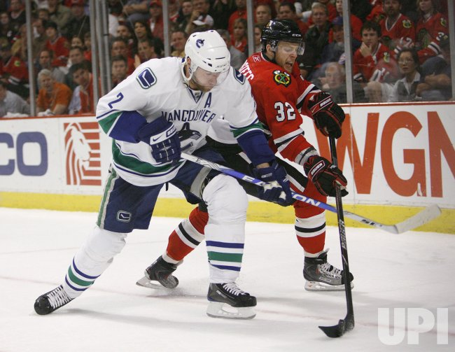 NHL Western Conference Quarterfinals Calgary Flames vs. Chicago Blackhawks
