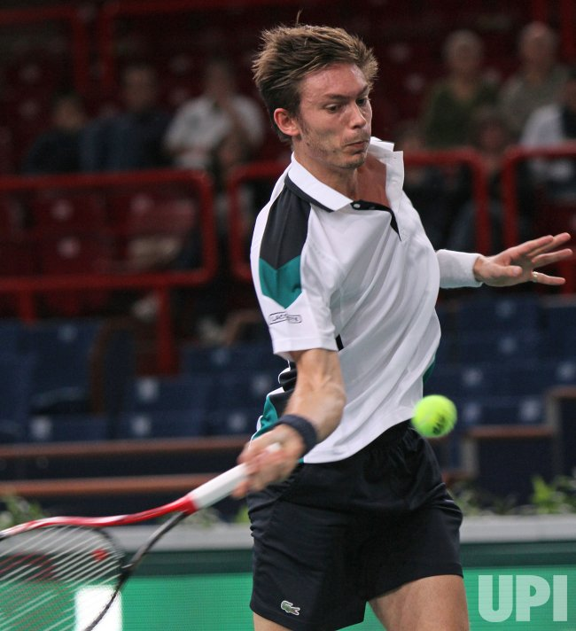 BNP Paribas Masters tennis in Paris