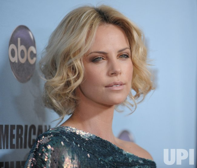 Charlize Theron attends the 24th annual American Cinematheque Award Ceremony in Beverly Hills, California