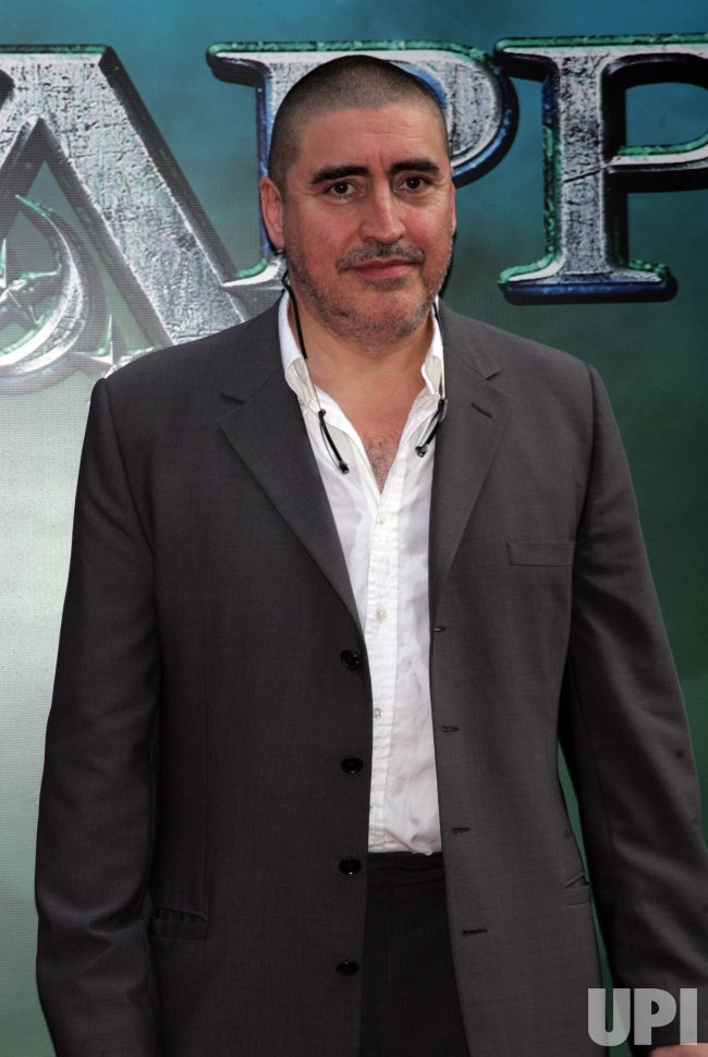 "Alfred Molina arrives at ""The Sorcerer's Apprentice"" Premiere in New York"