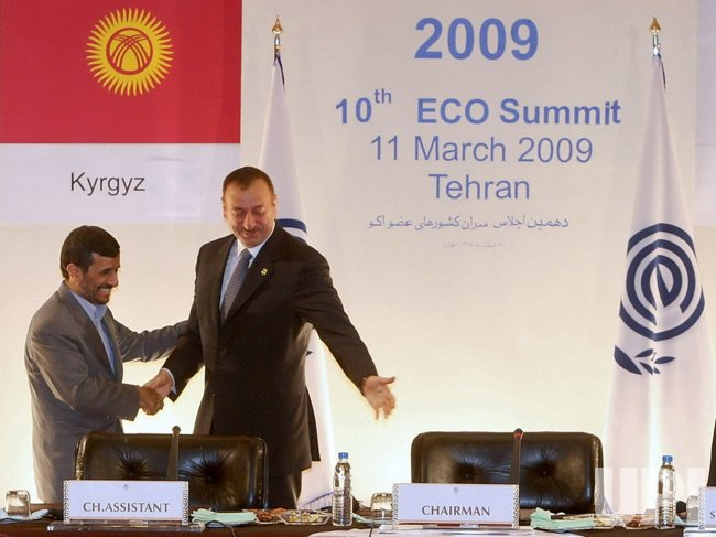 Economic Cooperation Organization meets in Tehran