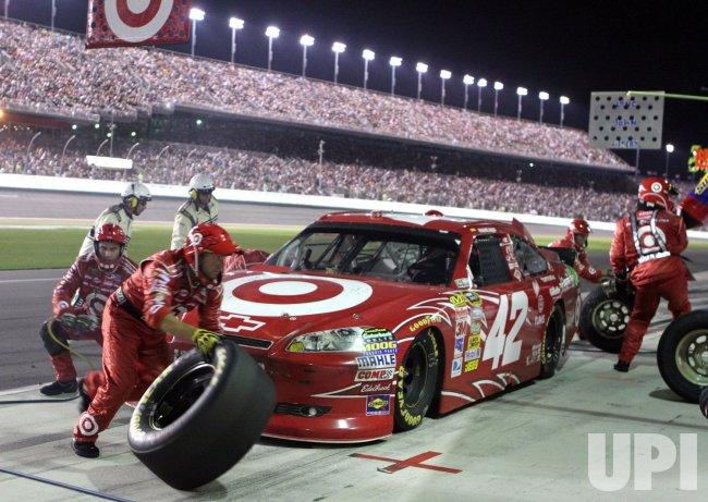 NASCAR Sprint Cup Coke Zero 400 at Daytona Beach, Florida