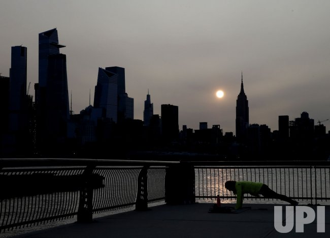 Smoke From West Coast Fires Reaches New York City