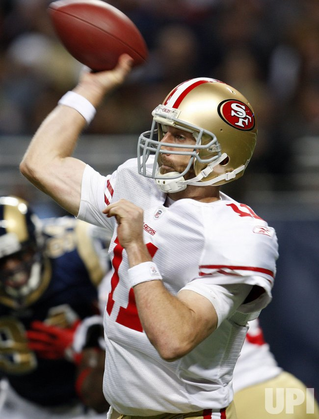 San Francisco 49ers Alex Smith
