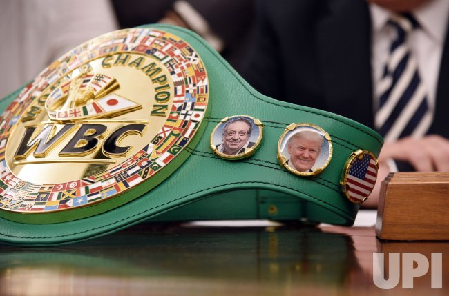 President Trump grants posthumous pardon to former heavyweight champion Jack Johnson- DC