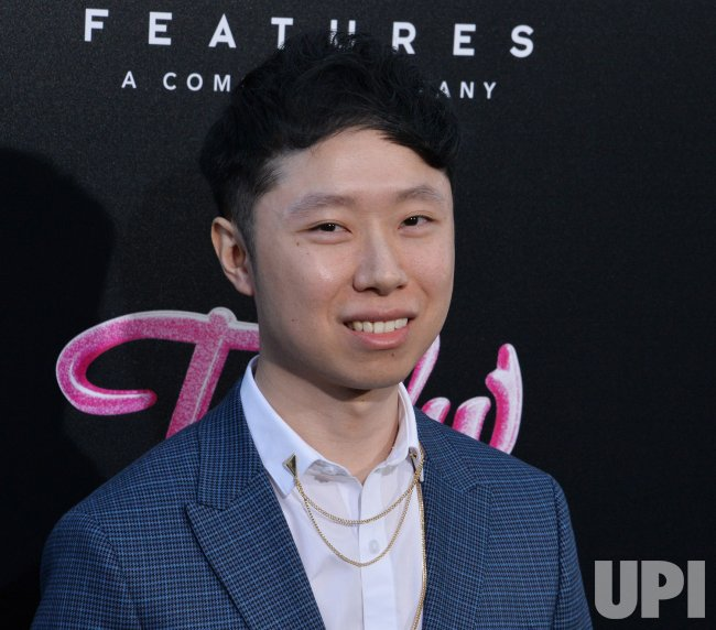 "Joshua Pak attends the ""Tully"" premiere in Los Angeles"