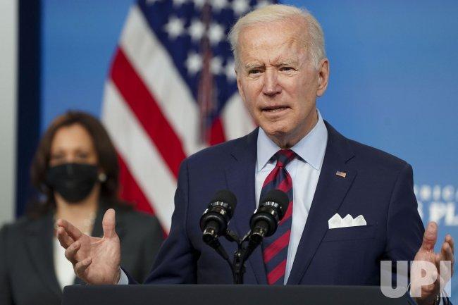 President Biden Holds Cabinet Meeting