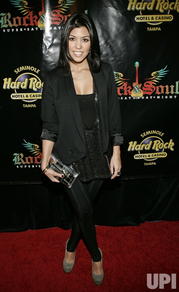 Hard Rock presents the Rock & Soul party in Tampa, Florida