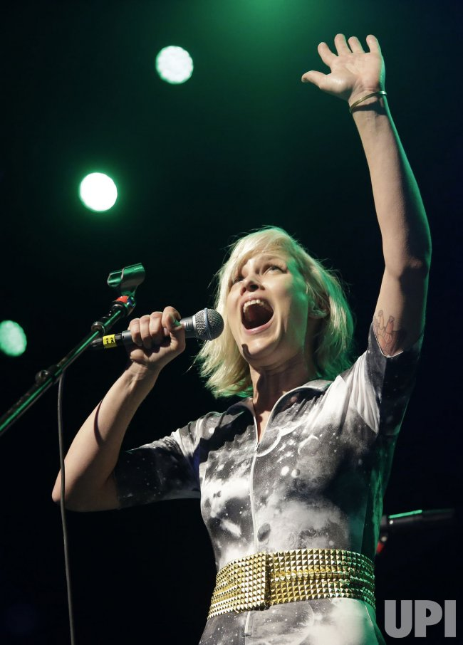 Ellie Goulding performs at The Theater at Madison Square Garden