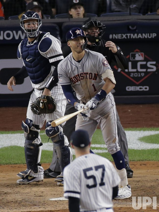 American League Championship Series Game 4