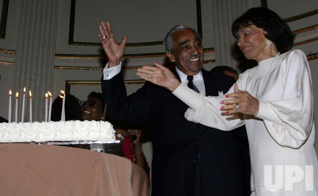 Congressman Charles Rangel's 80th Birthday Party in New York