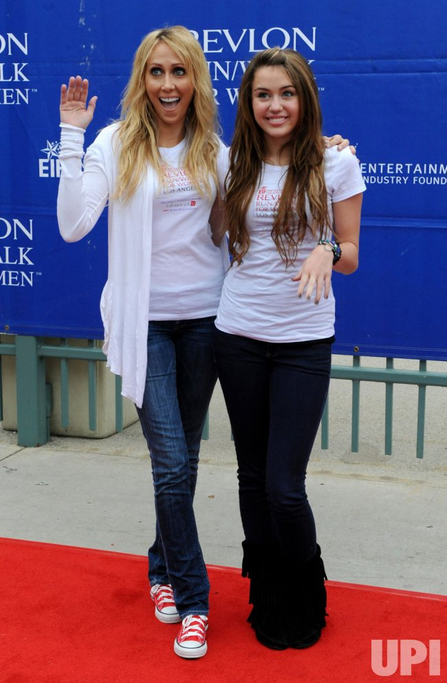 16th annual EIF Revlon Run/Walk for Women in Los Angeles