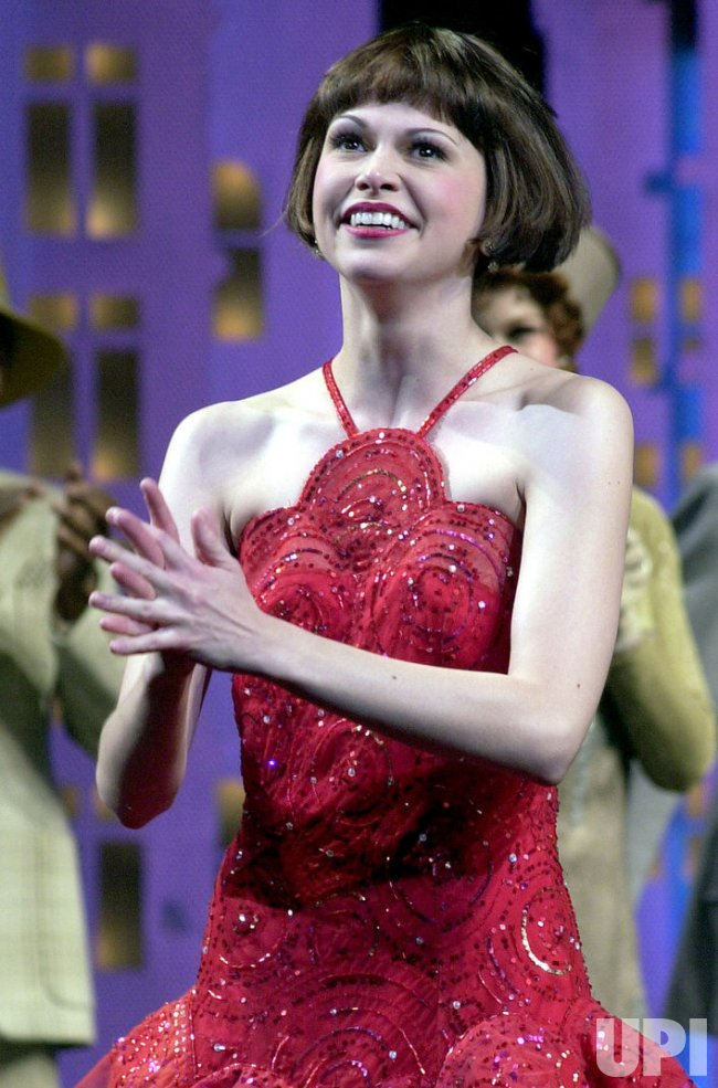 "Sutton Foster receives Tony Award nomination for ""Best Actress in a Musical"""
