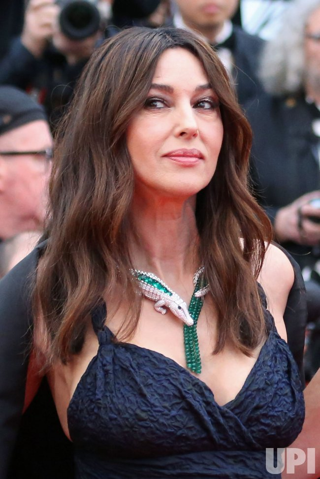 Monica Bellucci Attends The Cannes Film Festival Upicom