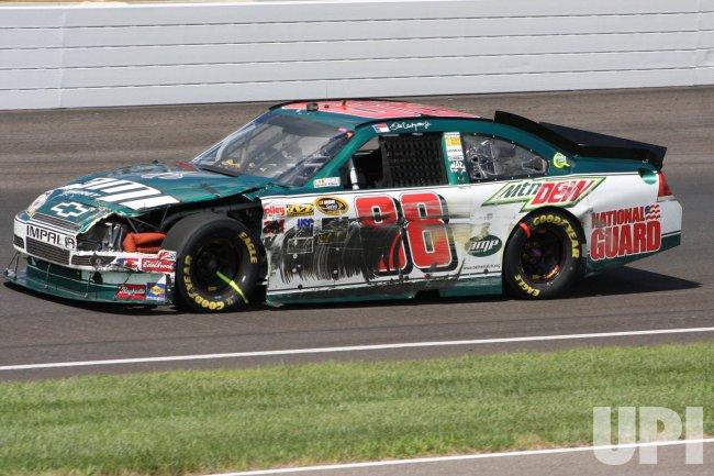 Brickyard 400 at the Indianapolis Motor Speedway