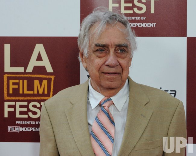 "Philip Baker Hall attends the ""People Like Us"" premiere in Los Angeles"