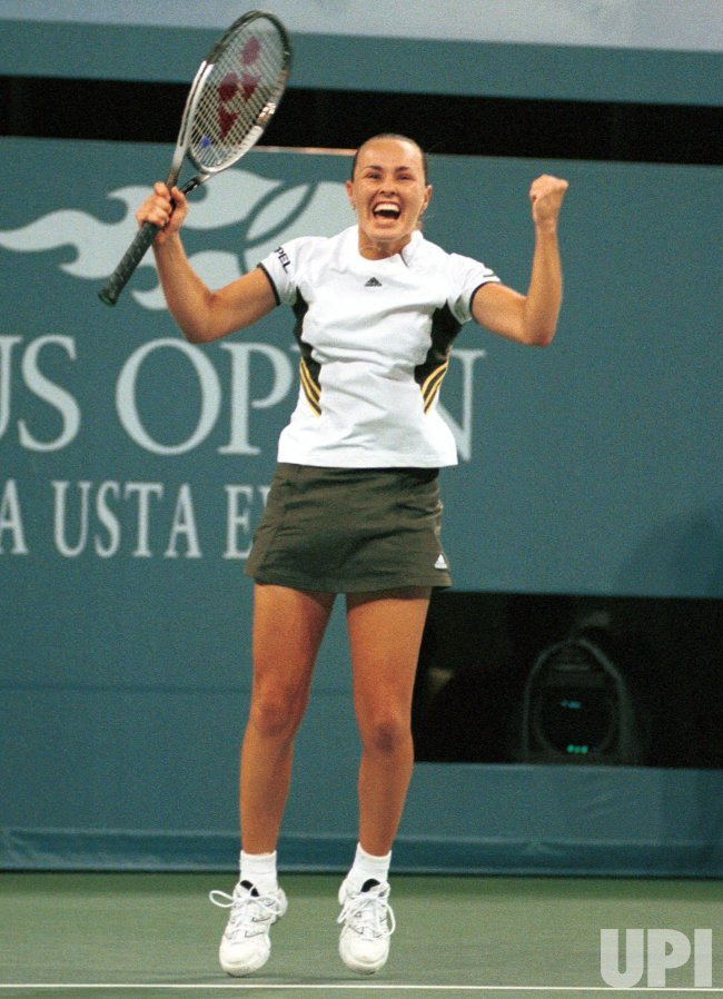 1999 US Open - Martina Hingis