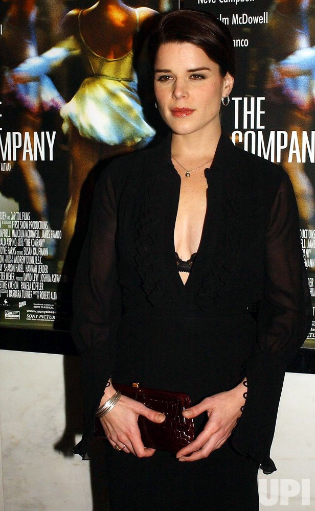 "DIRECTOR ROBERT ALTMAN FILM PREMIERE ""THE COMPANY"""