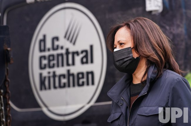 Vice President Elect Harris visits DC Central Kitchen in Washington, DC