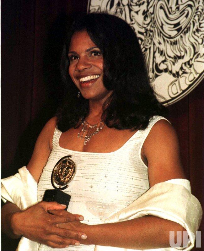 1998 Tony Awards ceremonies-McDonald 1st woman to win 3 consecutive Tony Awards