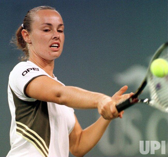 U.S. OPEN 1999 - Martina Hingis vs Kveta Hrdlickova