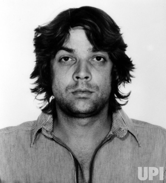 Christian Brando, son of actor Marlon Brando, is seen here in this police photo.