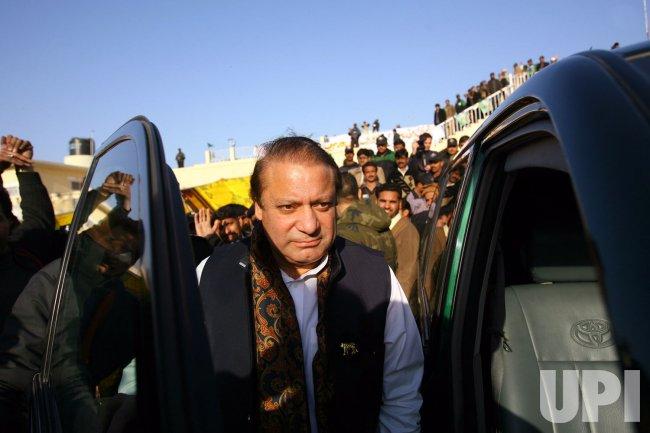 Pakistan prepares for election