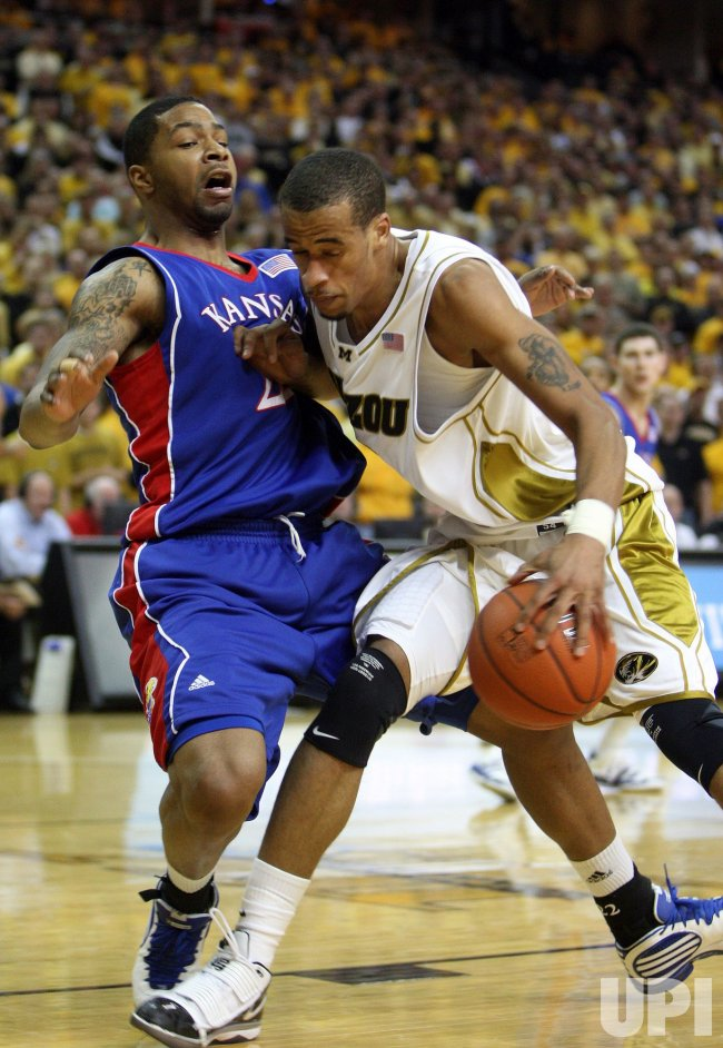 Kansas Jayhawks vs Missouri Tigers