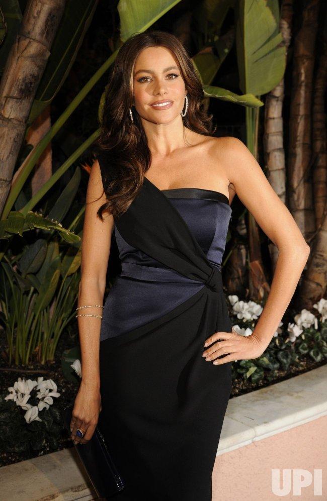 "Sofia Vergara attends the Children's Defense Fund-California 20th Annual ""Beat the Odds"" Awards in Beverly Hills, California"